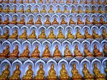 Kuan Yin-standbeelden Stock Afbeelding