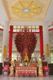 Kuan Yin statue Stock Photos