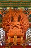Kuan Yin statue Royalty Free Stock Image