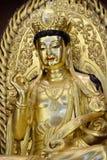 Kuan Yin Statue Lizenzfreies Stockfoto