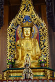 Kuan Yin Statue Lizenzfreie Stockfotografie