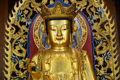 Kuan Yin Statue Stockfotografie