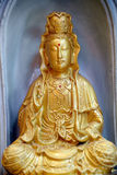 Kuan Yin Statue Stock Photo