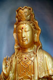 Kuan Yin Statue Royalty Free Stock Photography
