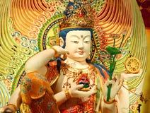 Kuan yin statue Stock Photo