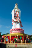 Kuan Yin Statue Stock Photography