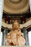 The Kuan Yin statue at Penang Royalty Free Stock Photography