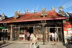 Kuan Yin Temple Royalty Free Stock Photos