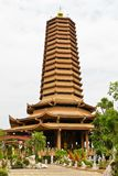 Kuan Yin temple,Thailand Royalty Free Stock Images