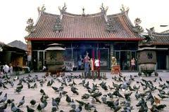 Kuan Yin Teng寺庙 免版税库存照片