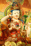 Kuan Yin traditional chinese statue Stock Photos