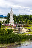 Kuang Im Goddess of Mercy Stock Image