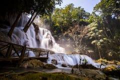 kuang Laos luang prabang si siklawa Fotografia Royalty Free