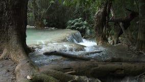 Kuang Si Falls em Luang Prabang, Laos filme