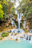 Kuang Si Falls Royalty Free Stock Photos