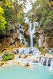 Kuang Si Falls Royalty Free Stock Photos