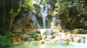 Kuang Si Falls Stock Images