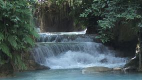 Kuang Si Spada w Luang Prabang, Laos zbiory