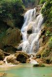 Kuang Si Waterfall, prabang de Luang, Laos Fotos de archivo