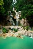 Kuangsi vattenfall arkivfoton