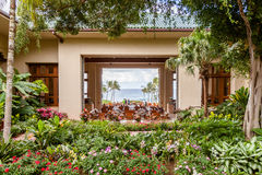 Kuaui Resort Stock Images