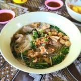 Kuay Teow Reua-Noodle Stock Photography