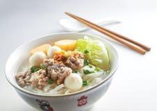 Kuay Teow Soup Stock Photos