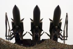 kub-M siły powietrzne pocisk system-1 Obraz Royalty Free