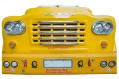 Kubańczyk ciężarówki przodu twarz Zdjęcie Royalty Free