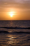 kubański 2 słońca Fotografia Royalty Free