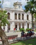 Kubański Krajowy zabytek w Santa Clara obraz stock