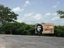 Kubański rewolucjonista Che Guevara obraz royalty free