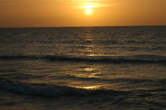 kubański słońca Obraz Royalty Free