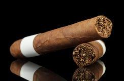 kubańskie cygara Obrazy Stock
