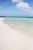 Kubańskie plaże obrazy royalty free