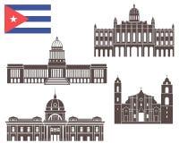 Kuba royalty ilustracja