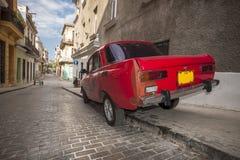 Kuba-Auto 2 Stockfotografie