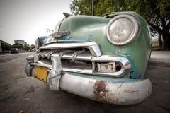 Kuba-Auto 3 Lizenzfreie Stockfotos