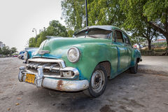Kuba-Auto Lizenzfreies Stockbild