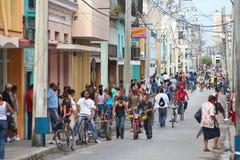 Kuba - Camaguey Royaltyfri Bild