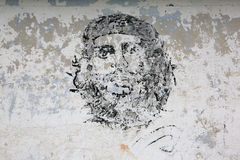 Kuba, Che guevara fotografia stock