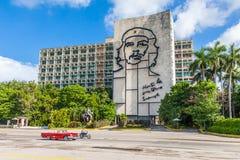 Kuba, Che Guevara stawia czoło obrazy stock