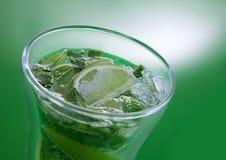 Kuba-Cocktail mojito Lizenzfreies Stockfoto