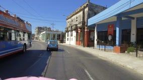 Kuba, Hawana, ruch w dystrykcie Habana Centro zbiory