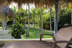 Kuba-Hotel Stockfoto