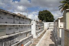 Kuba-Kirchhof Lizenzfreie Stockfotografie