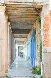 Kuba kolory starego grodzkiego losu angeles Hawańscy budynki Obraz Stock