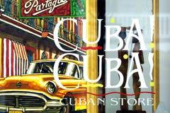 Kuba Kuba lizenzfreie stockfotos