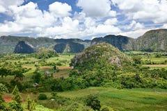 Kuba lanscape Lizenzfreie Stockbilder