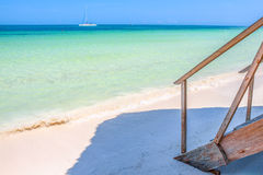 Kuba linia brzegowa Zdjęcia Stock
